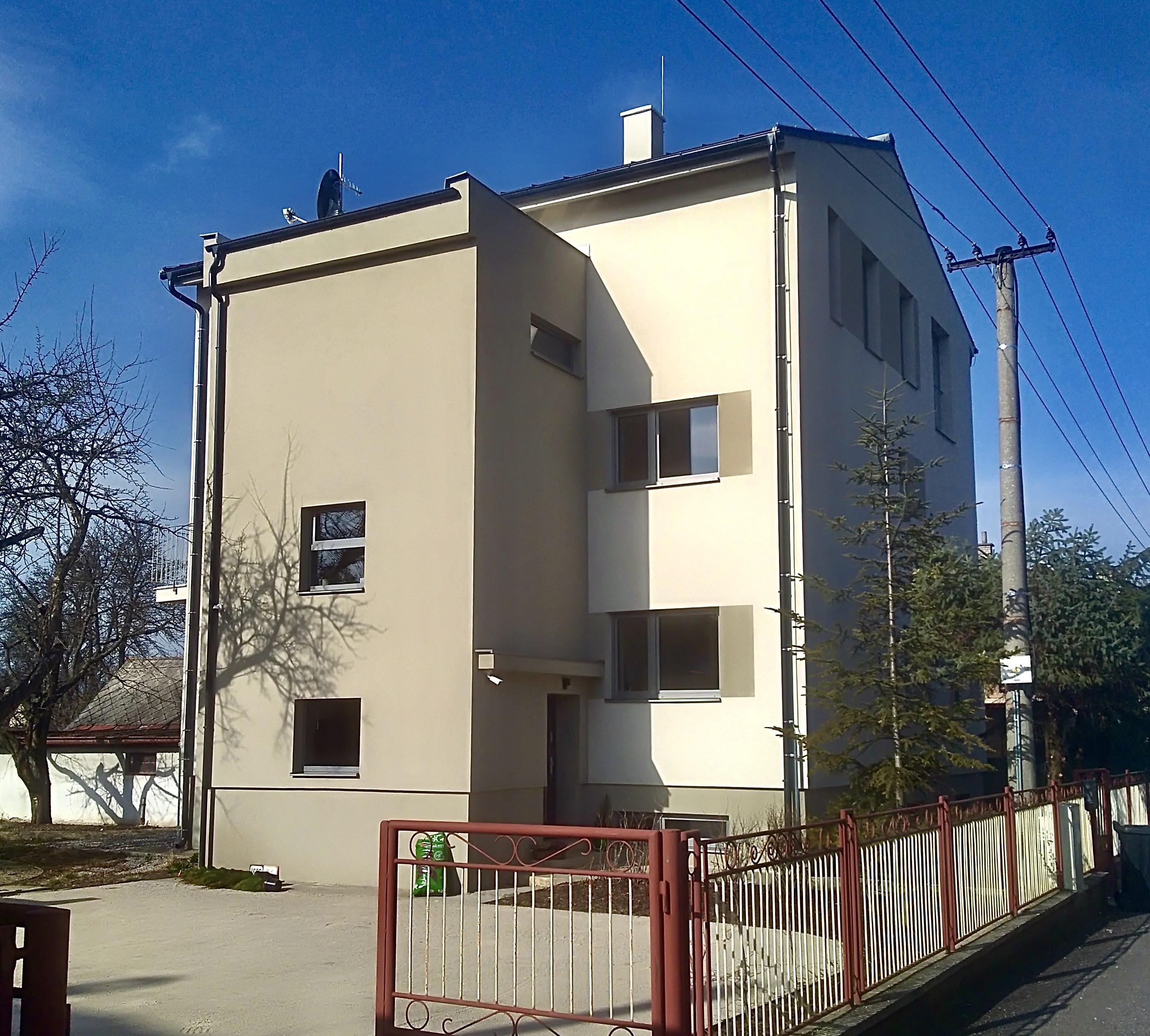 Penzión v Liptovskom Mikuláši, Slovensko