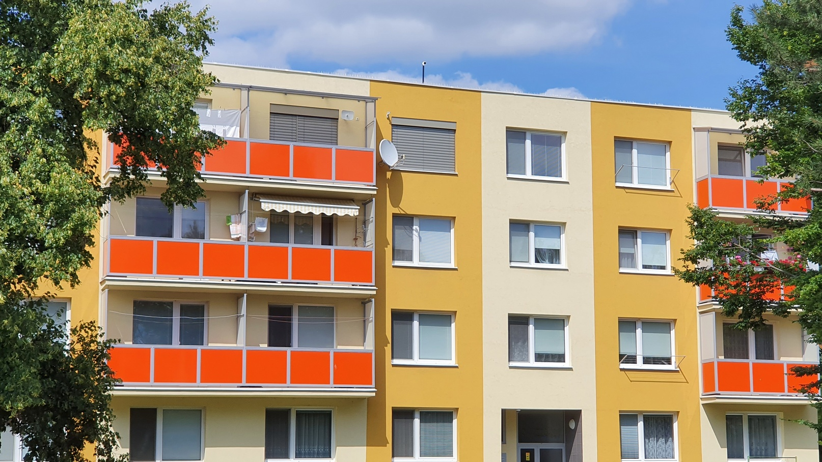 Byt v Nitre, Slovensko