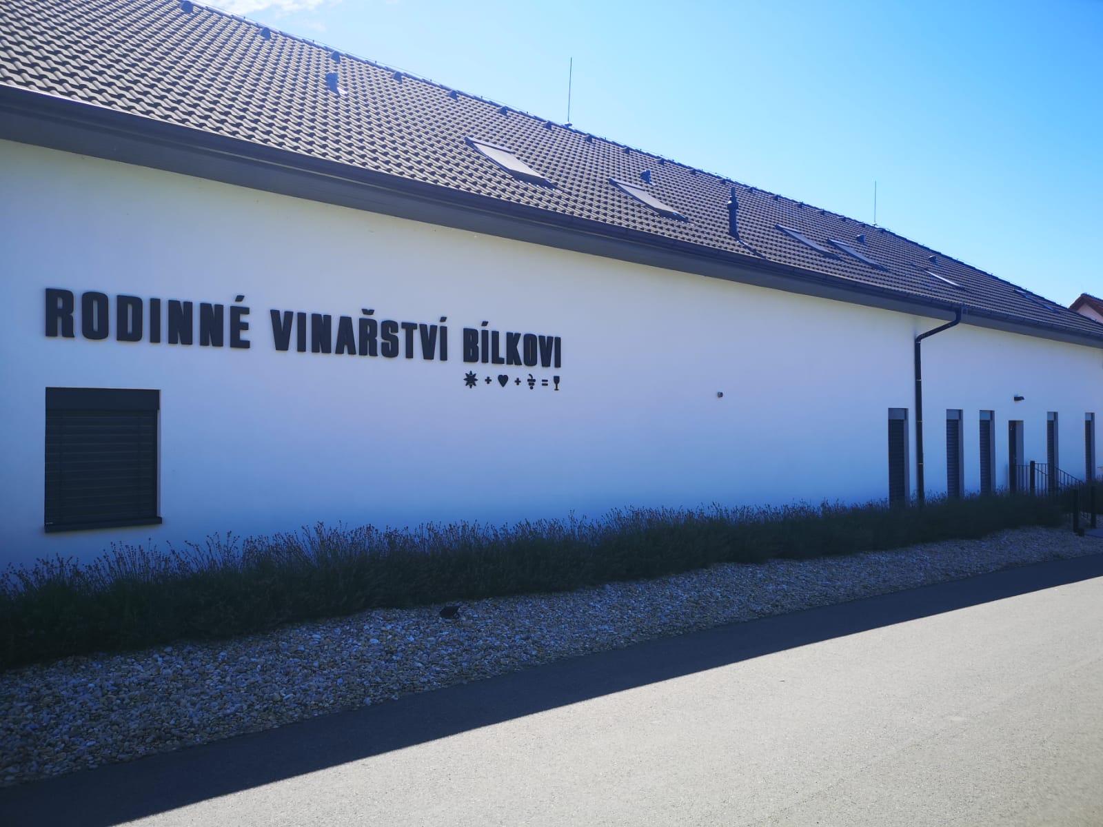 Bilkovi pincészet, Velke Bilovice, Csehország