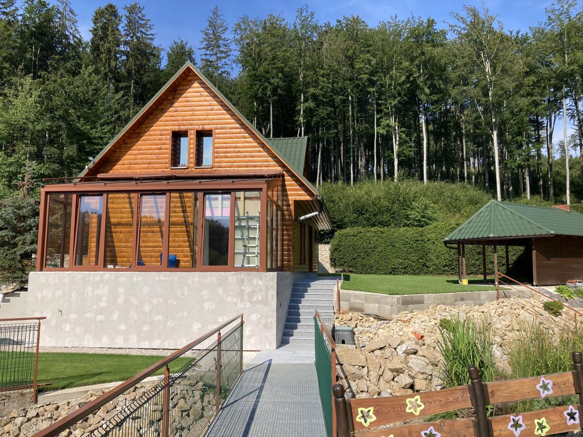 Cabin Stone, Slovakia