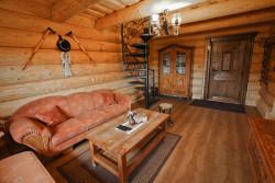 Cottages, Zbojnicka Koliba, Oravska Jasenica, Slovakia