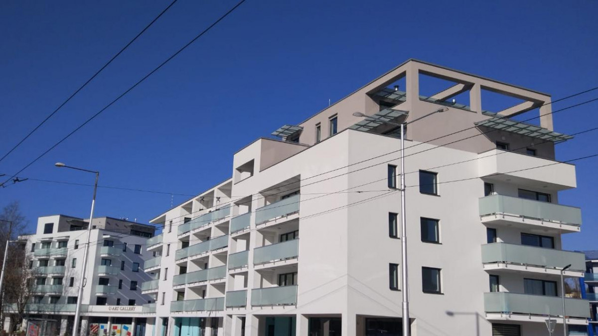 Apartment in Banska Bystrica, Slovakia