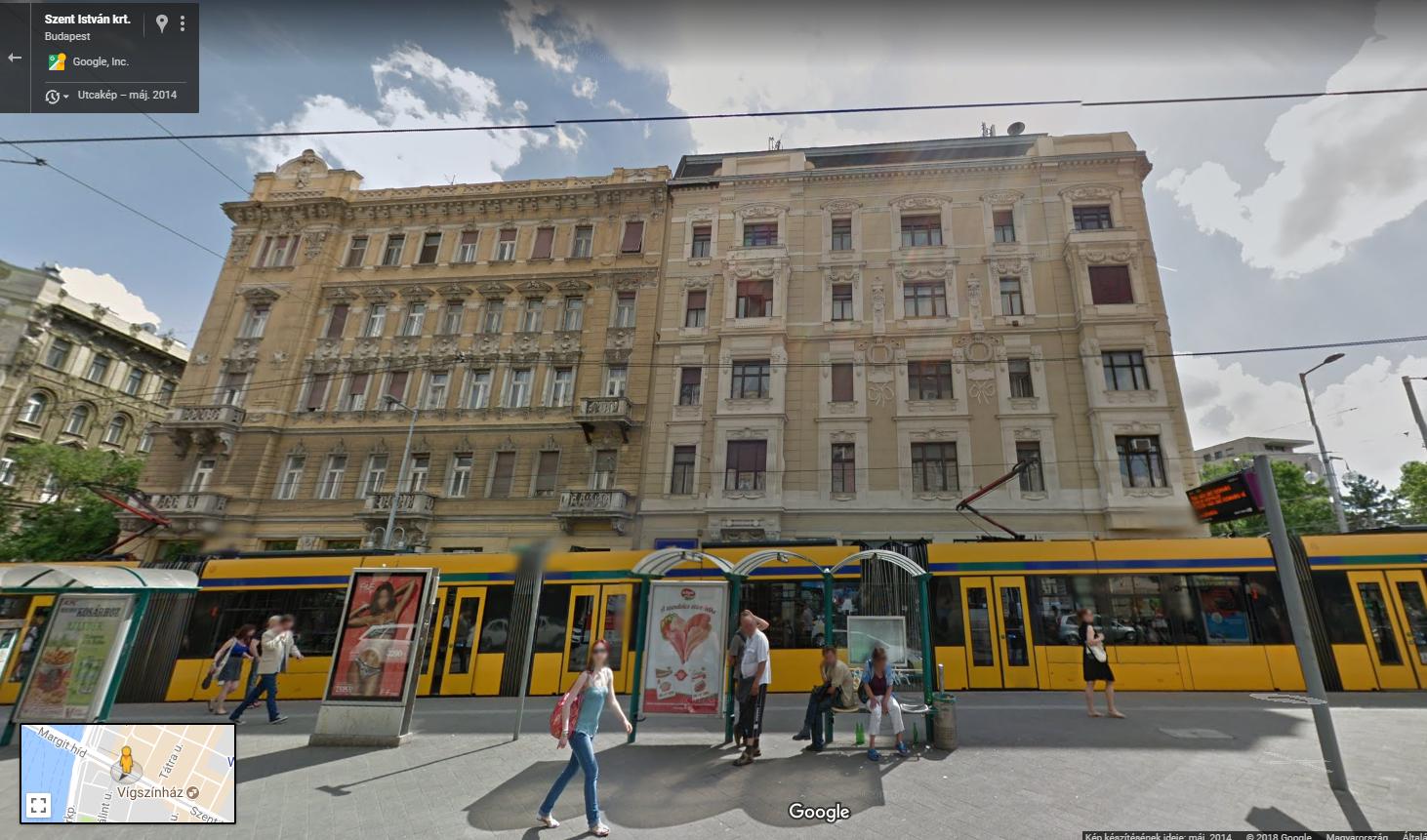 Byt v Budapešti, Maďarsko