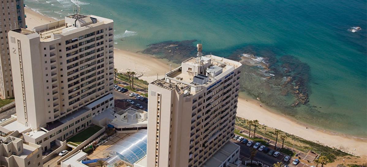 288 appartements pour personnes âgées, Israël