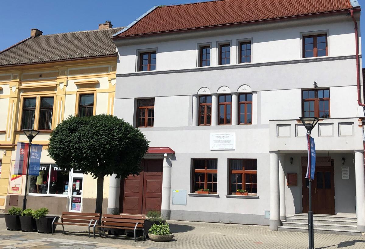 Hotel at Brezova, Slovakia