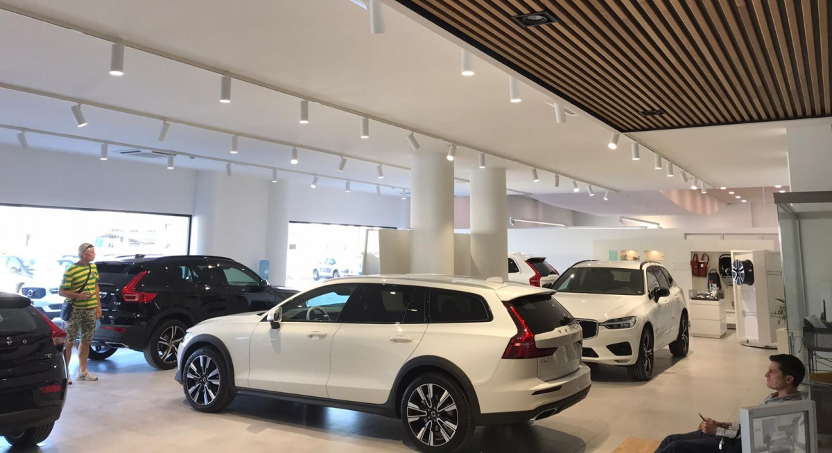 Volvo, Ospedaletto, Olaszország