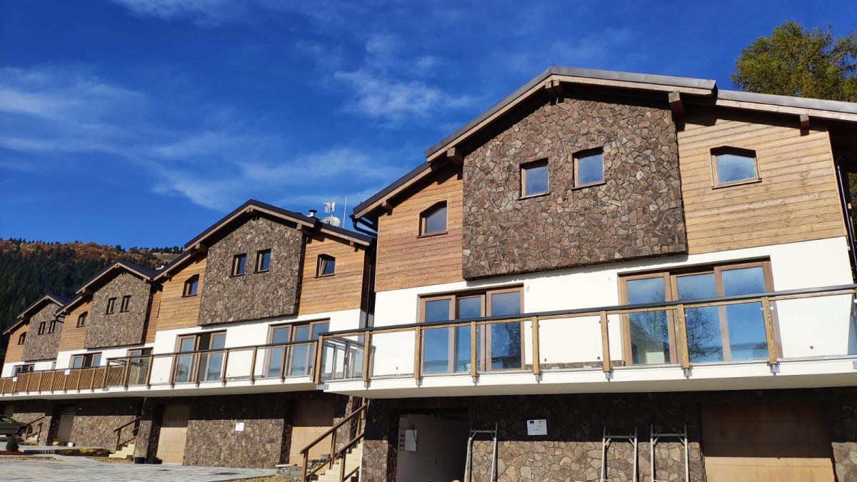 8 apartments in Donovaly, Slovakia
