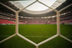 Ferenc Puskas stadium, Budapest, Hungary