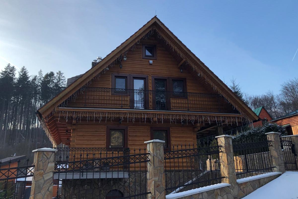 Cottage, Stara Myjava, Slovakia